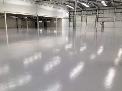 High Build Epoxy Coating - Industrial - Goosewing Grey