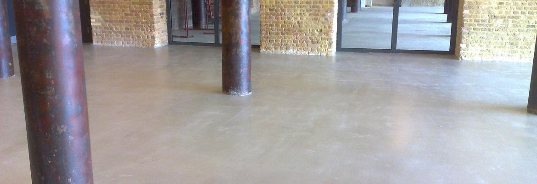 Resin Flooring | Pump Screeds