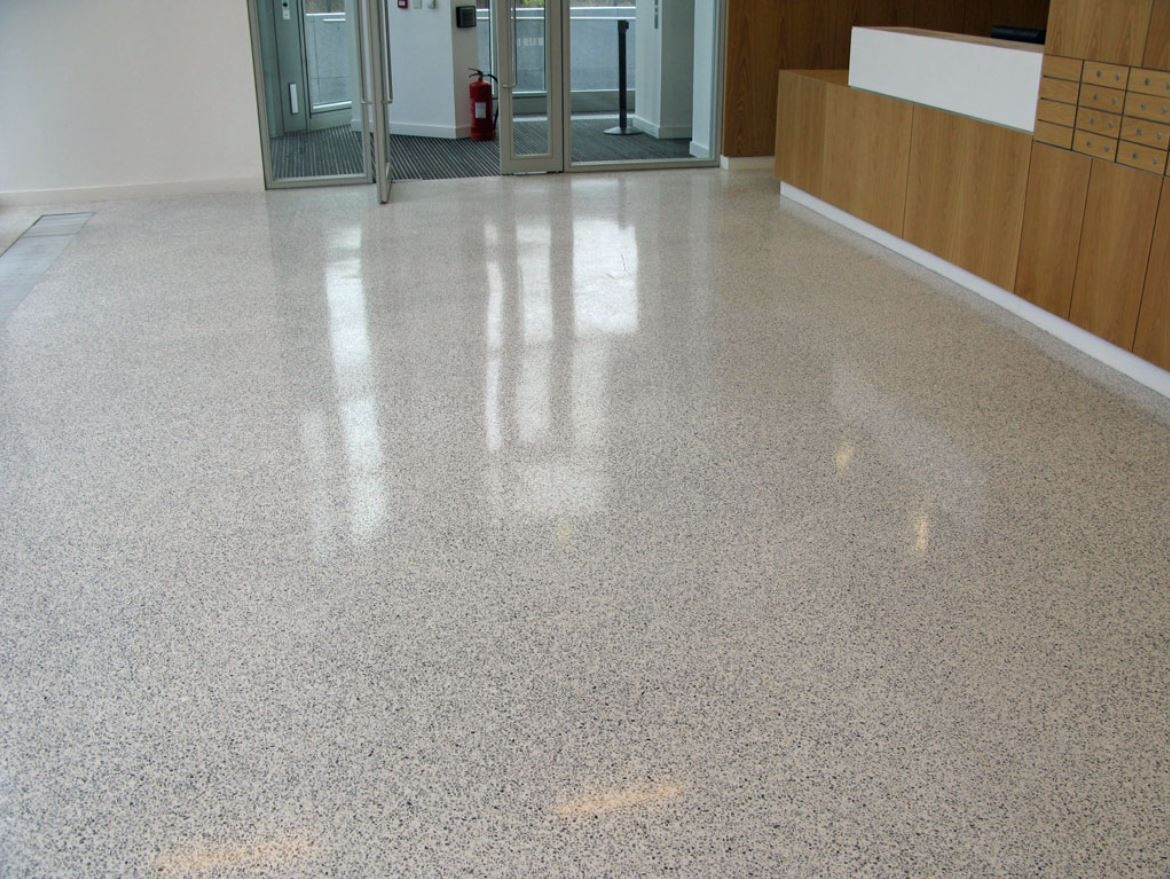 the evolution venetian flooring en floor of terrazzo news